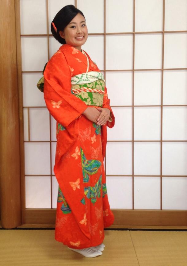 LONGINES Elegance Prize for the KIMONO miki10