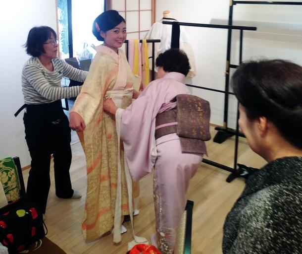 LONGINES Elegance Prize for the KIMONO miki6