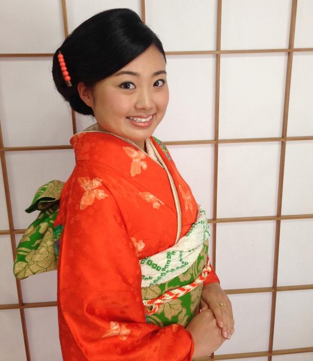 LONGINES Elegance Prize for the KIMONO miki9