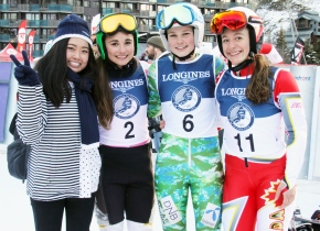 A successful 100% female competition inAlps
