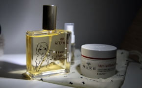 I love NUXE, Perfect for jet setter!