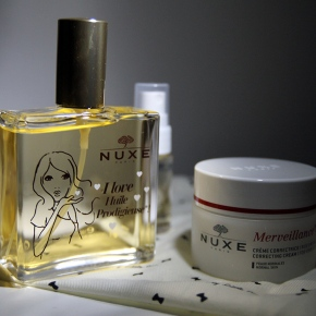 I love NUXE, Perfect for jet setter !