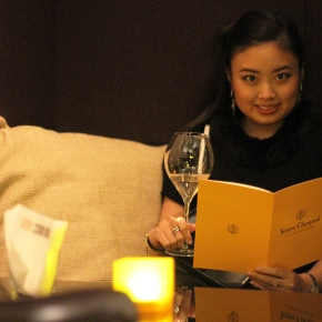 VEUVE CLICQUOT CHAMPAGNE BAR at Andaz Tokyo