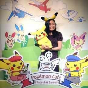 Pokémon cafe Ω Ruby & αSapphire