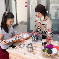 Artistic Nail Bar at KORAT Omotesando
