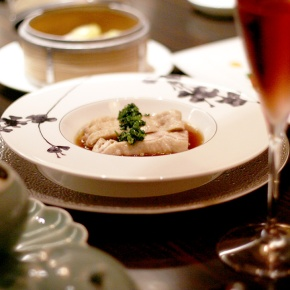 Beauty lunch course at HiltonTokyo