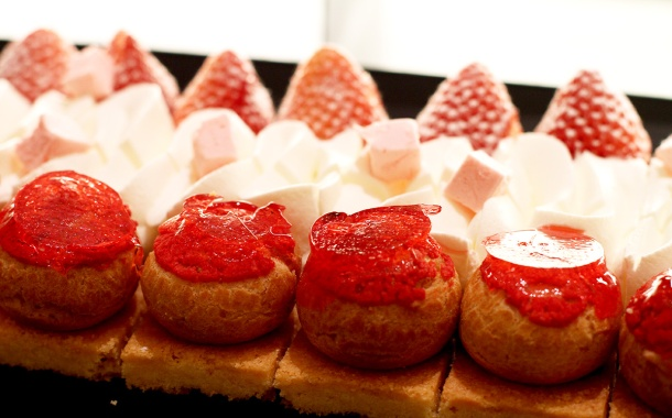 strawberry art buffet hilton tokyo10