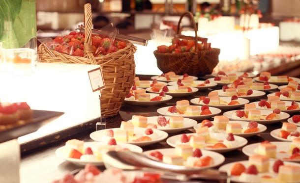 strawberry art buffet hilton tokyo12