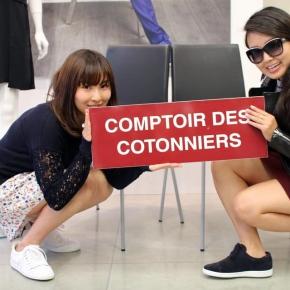 Chic dégaine by comptoir des cotonniers AW2015/16