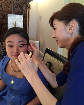 PERFECT Anti-aging eye & skin products from beautiful japanesewoman