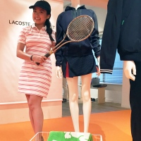 Thinking Roland-Garros with Lacoste