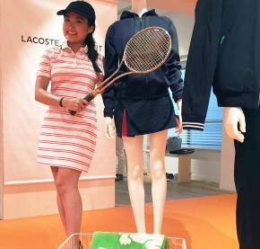 Thinking Roland-Garros withLacoste