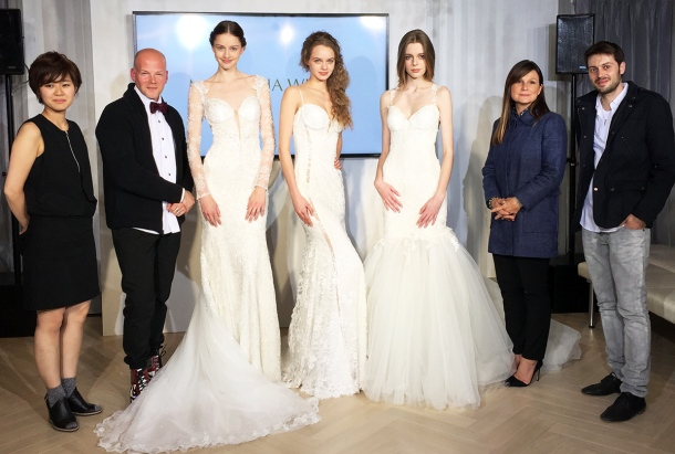 """World Exclusive Dress Salon """"MAGNOLIA WHITE"""""""
