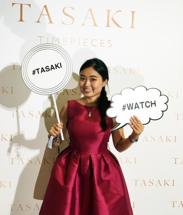 TASAKI TIMEPIECES9