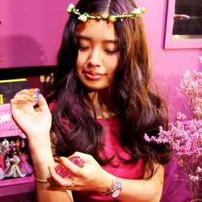 """""""Romantica"""" time by Floral Jewel Afternoon Tea with AnnaSui"""
