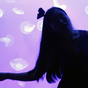 Welcome to Fantasy Jellyfish world by Mika Ninagawa