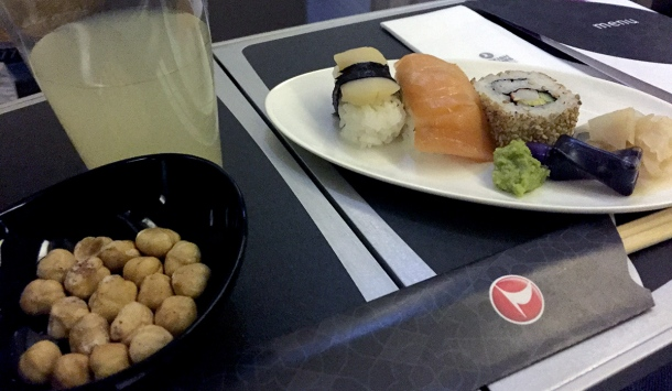 My first Turkish Airlines (NRT-IST) B777-300 ER3