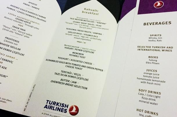 My first Turkish Airlines (NRT-IST) B777-300 ER4
