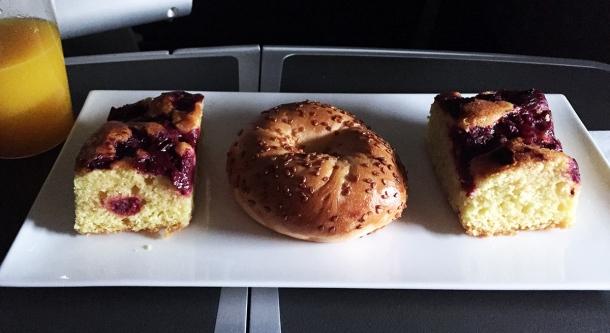 My first Turkish Airlines (NRT-IST) B777-300 ER5