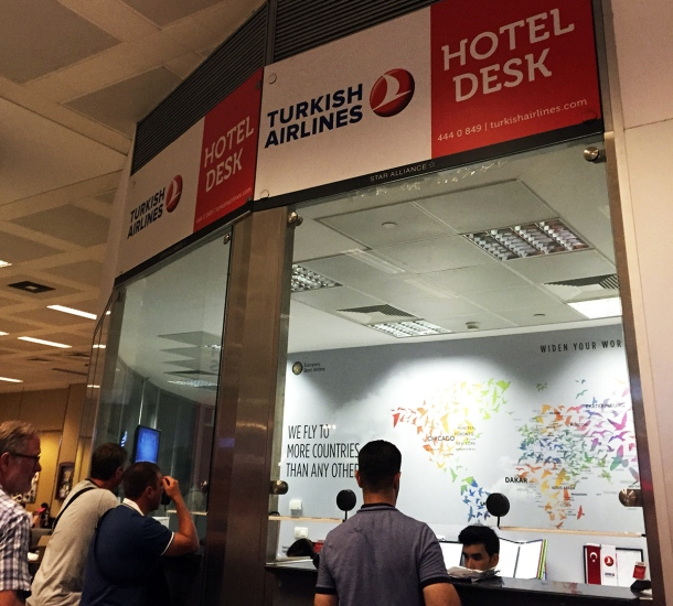 turkish Airlines Lounge 15