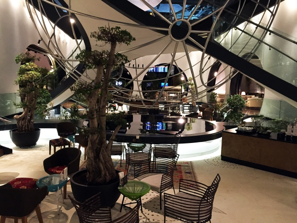 turkish Airlines Lounge 9
