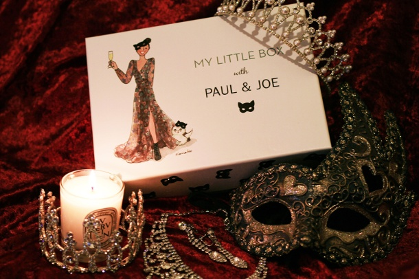 my little box 2015 nov PAUL & JOE BEAUTE 1