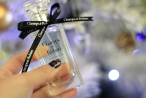 Luxury fragrance by Champs de Ruban