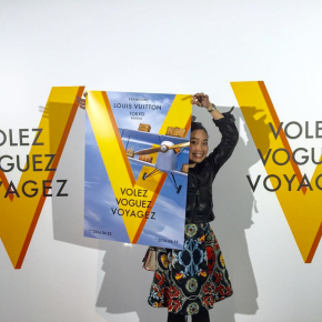 VOLEZ, VOGUEZ, VOYAGEZ – LOUIS VUITTON