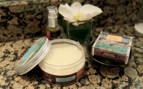 To be relax! Organic SPA item from FARAN