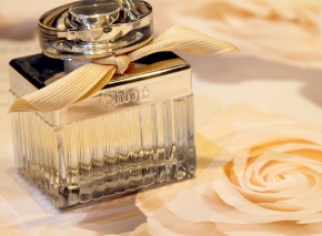 How pleaser on the Rose garden by Chloé FLEUR DE PARFUM