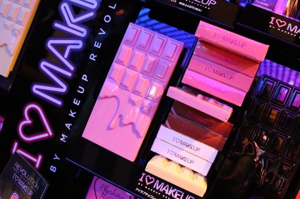 i love make up bu makeup revolution5