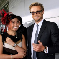 JAPAN CUP 2016 with Simon Baker