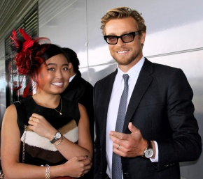 JAPAN CUP 2016 with SimonBaker