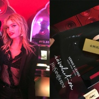YSL BEAUTY CLUB at Shibuya Bowl