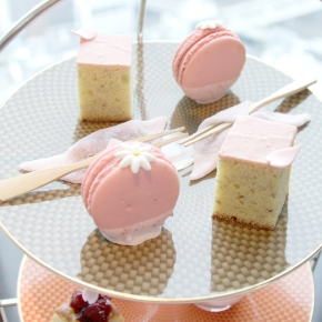 Sweetea time: Sakura Afternoon tea