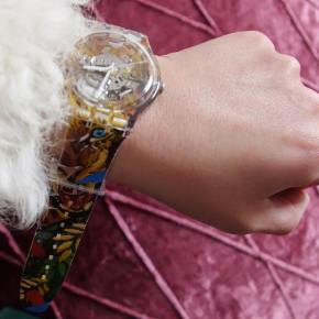 "Isetan Shinjuku limited edition ""swatch x you"" Watch collection"